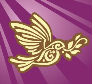 AAAR Peace Dove