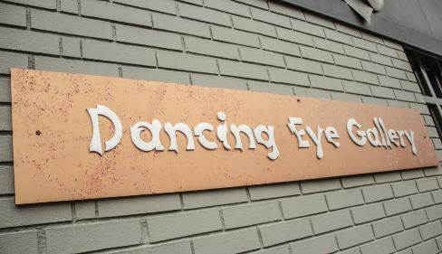 Dancing Eye Gallery