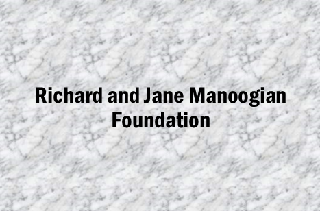 Richard and Jane Manoogian Foundation