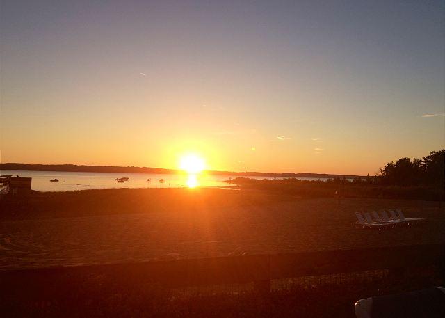 Grand Traverse Resort Sunset