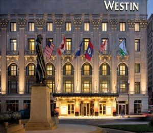 Westin Book Cadillac Detroit