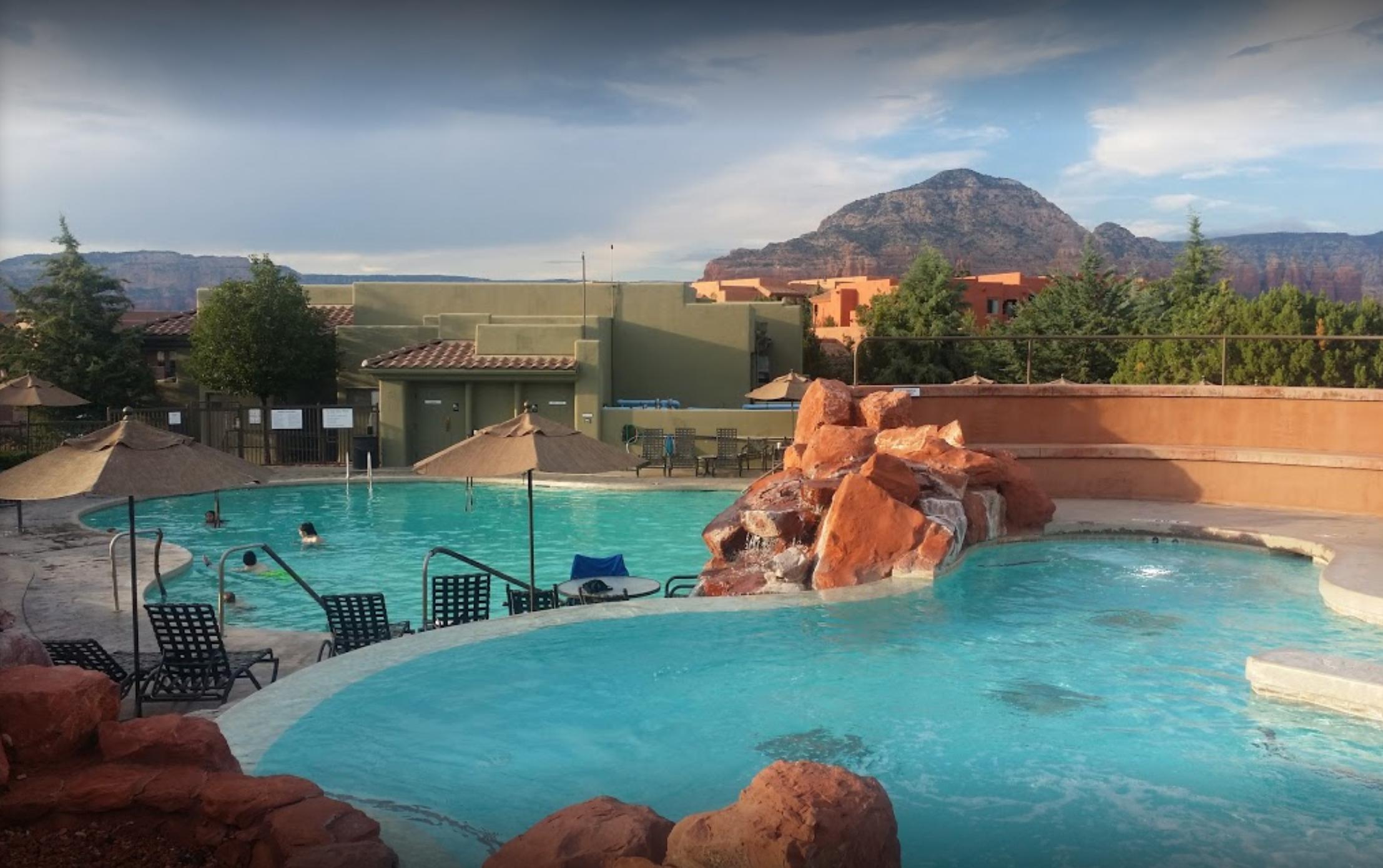 Sedona Summit Pools